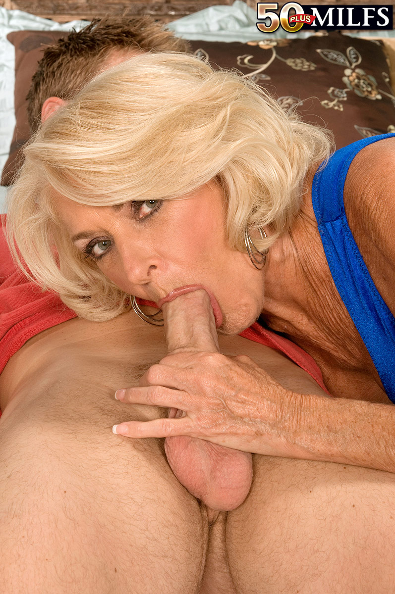 Georgette parks mature milf What blowjob