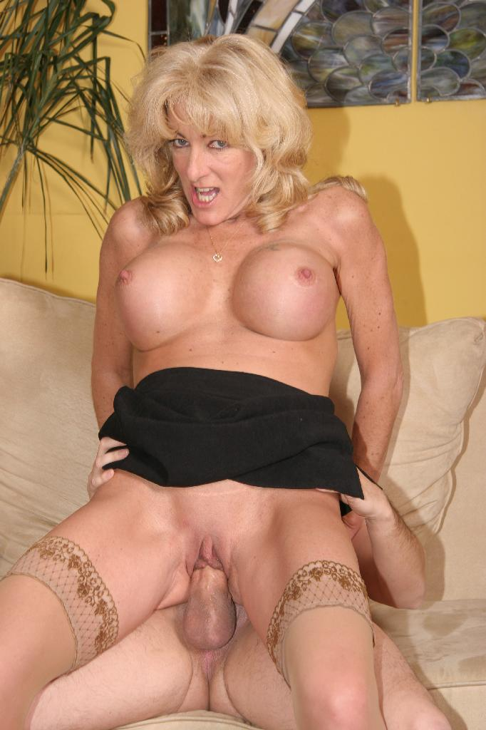 Above milf boss alexi carrington speak