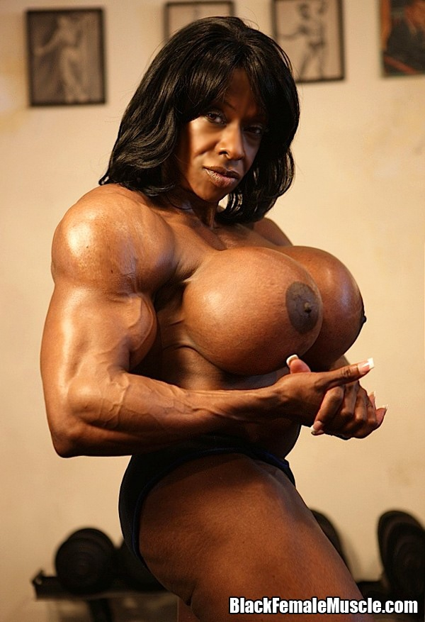 Yvette bova strips and flexes